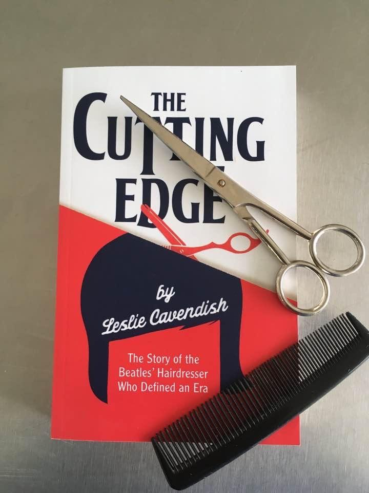 The Cutting Edge by Leslie Cavendish