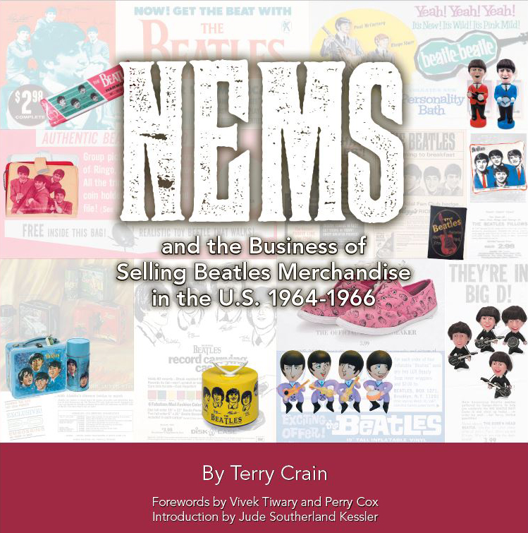 NEMS and the business of selling Beatles Merchandise in the U.S. 1964-1966