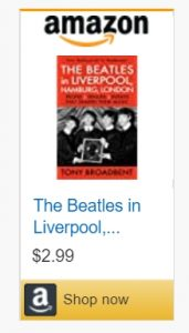 The Beatles in Liverpool Hamburg and London