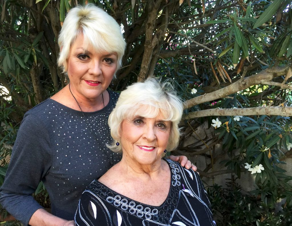 Ruth and Angie McCartney