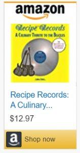 Recipe Records on Amazon
