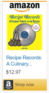 Recipe Records on Amazon