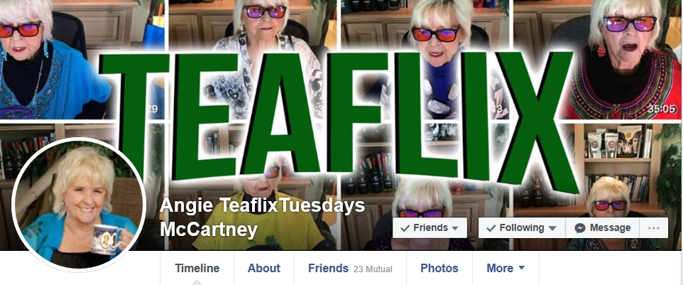 Teaflix with Angie McCartney