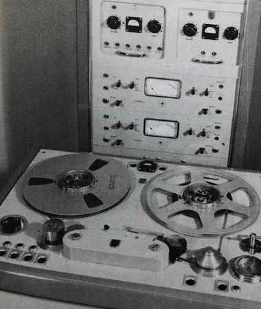 Recording Equipment at Cavern Studio Ltd