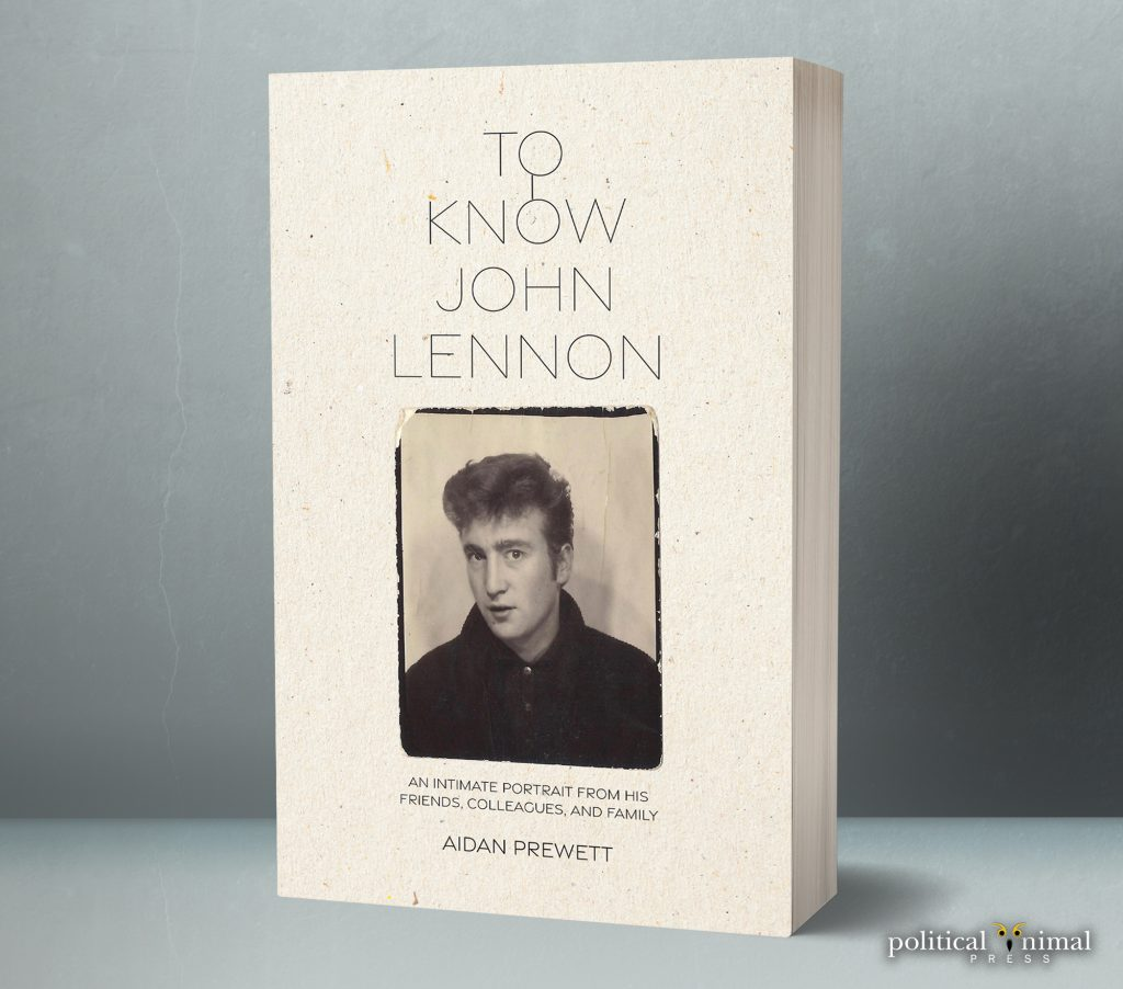 To know John Lennon