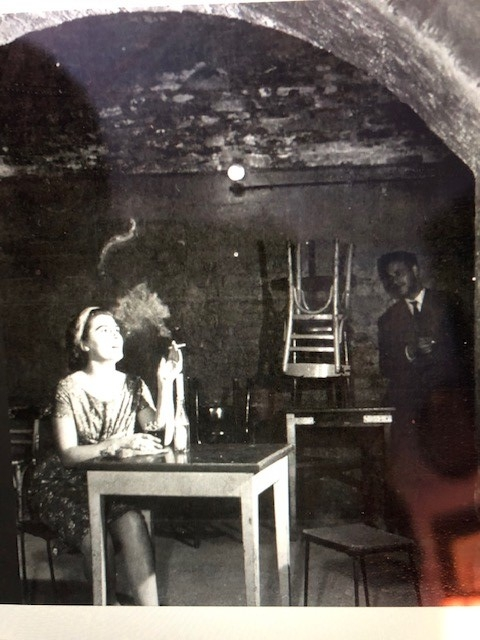 Rare photo of The Cavern in 1957