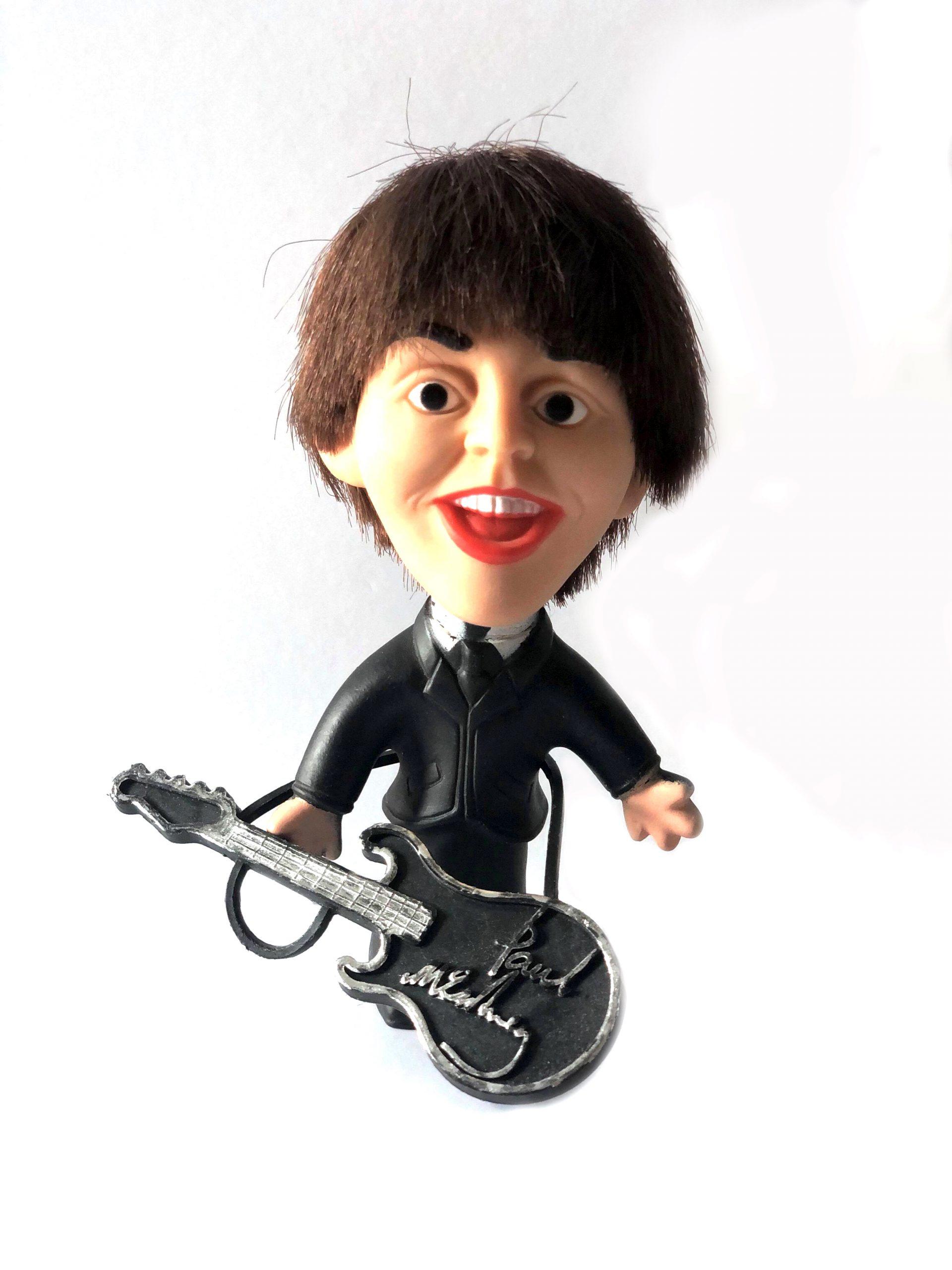 Paul McCartney Toy