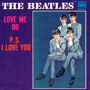 """The Beatles first single, """"Love Me Do"""""""