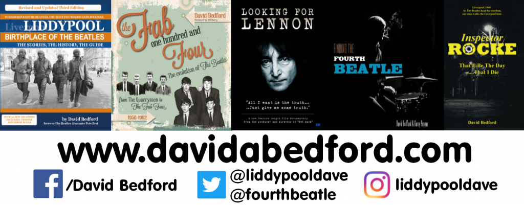 David Bedford's books and film