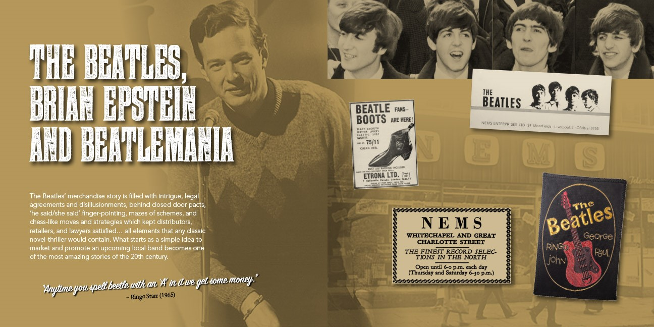 The Beatles and Beatlemania