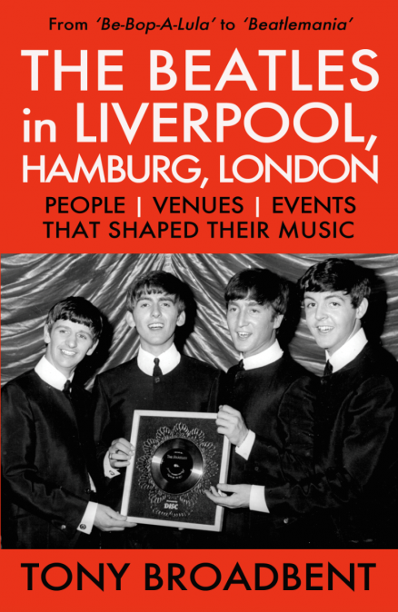 The Beatles in Liverpool. Hamburg and London
