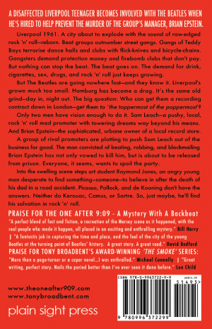 The One After 909 Back cover