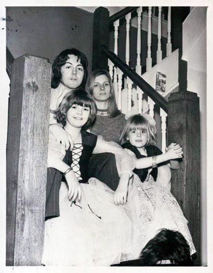 Paul, Linda, Ruth and Heather
