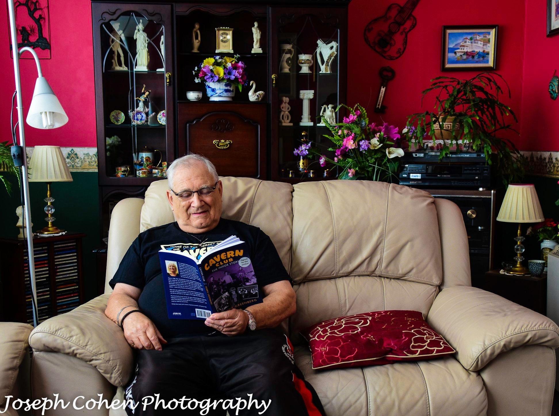 Joseph Cohen reviews Debbie's book