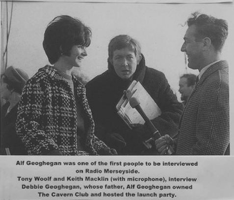 Debbie Greenberg interviewed for the new BBC Radio Merseyside