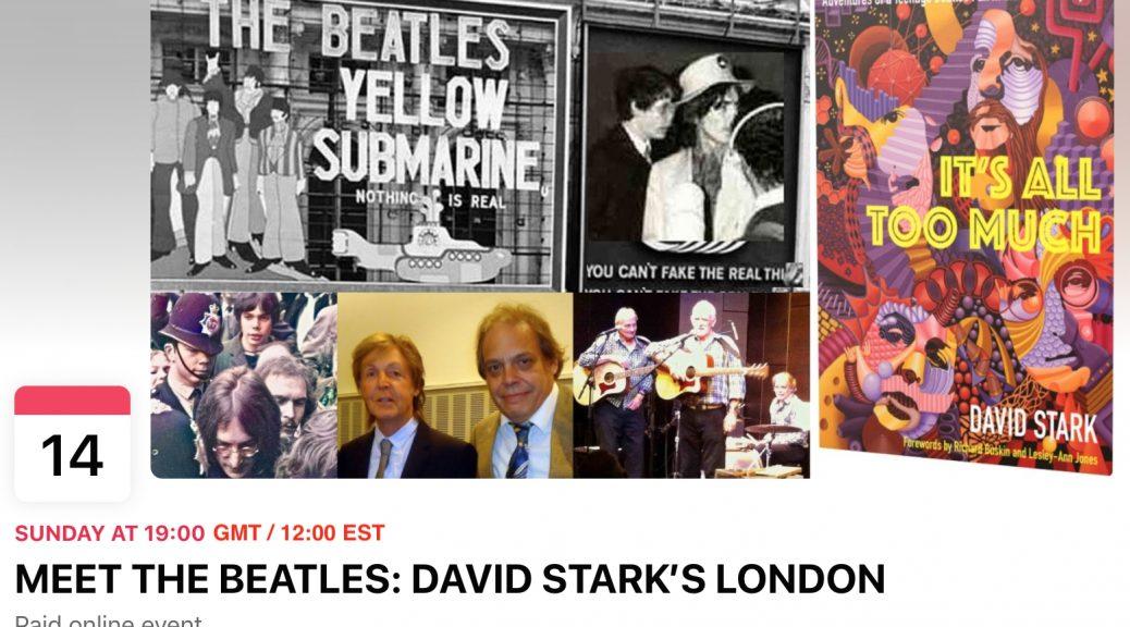 David Stark's Tour of London