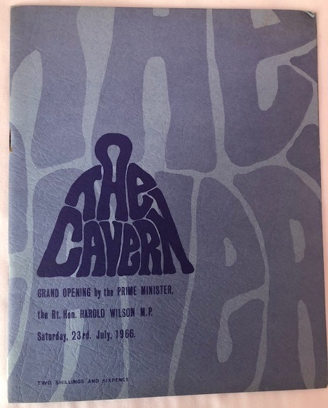 The Cavern reopening