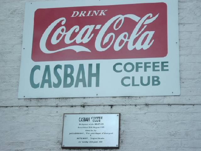 The Casbah Coffee Club
